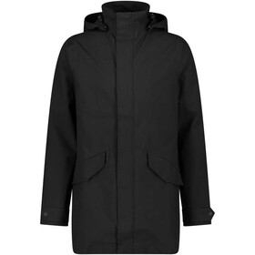 AGU Urban Outdoor Long Parka Men, black